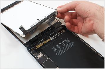 iPad-display-service