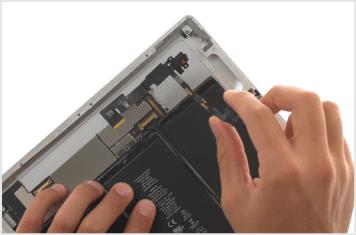 iPad-earpiece-service